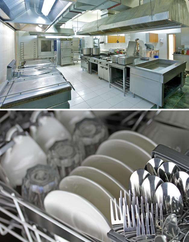 warewash dish pit
